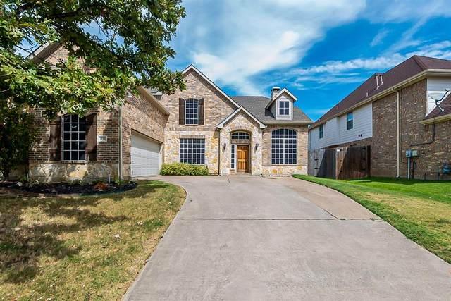 1121 Ponderosa Drive, Keller, TX 76248 (MLS #14680159) :: Russell Realty Group