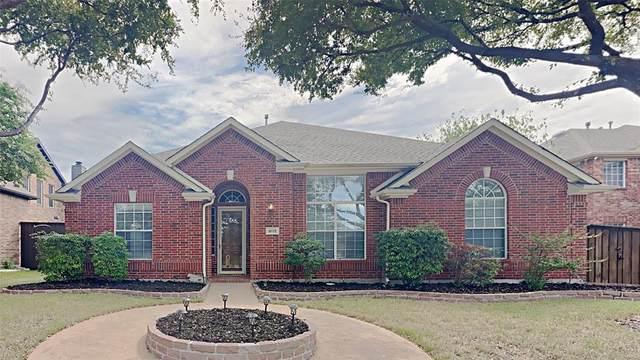 1691 Sagebrush Drive, Frisco, TX 75033 (MLS #14680181) :: Real Estate By Design