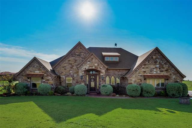 101 Condor View, Weatherford, TX 76087 (MLS #14680219) :: All Cities USA Realty