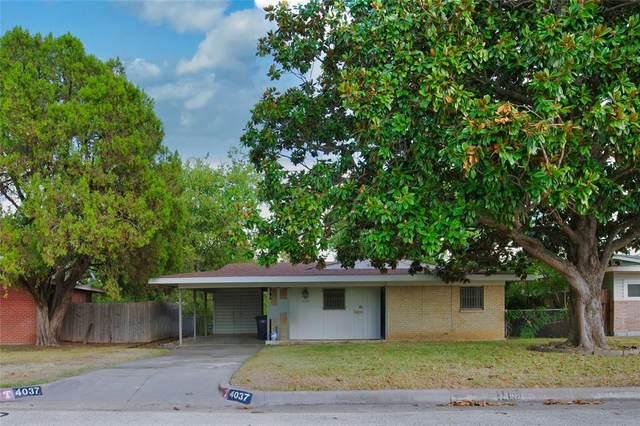 4037 Sanguinet Court, Fort Worth, TX 76107 (MLS #14680353) :: Frankie Arthur Real Estate
