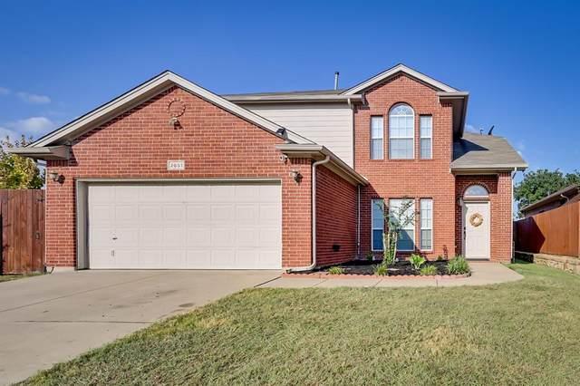 2651 Bull Shoals Drive, Fort Worth, TX 76131 (MLS #14680386) :: Trinity Premier Properties