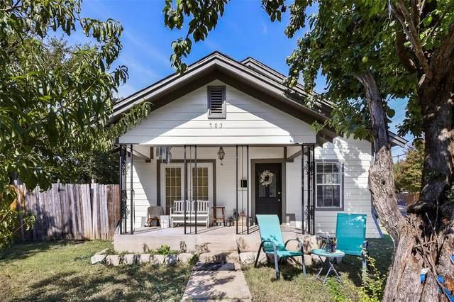 703 S Winnetka Avenue, Dallas, TX 75208 (MLS #14680399) :: HergGroup Dallas-Fort Worth