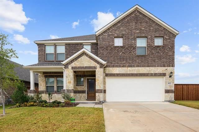 9512 Abington Avenue, Fort Worth, TX 76131 (MLS #14680438) :: The Good Home Team
