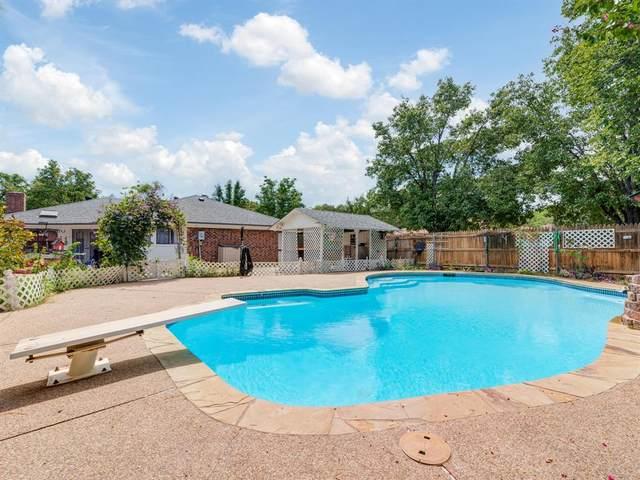 1433 Circle Lane, Bedford, TX 76022 (MLS #14680465) :: Epic Direct Realty