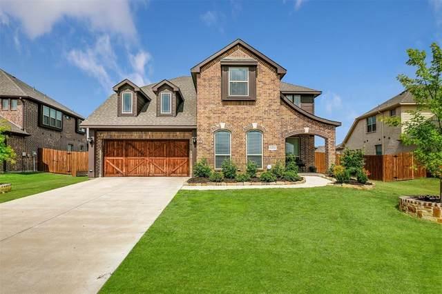 6404 Sudbury Lane, Mesquite, TX 75181 (MLS #14680468) :: Real Estate By Design
