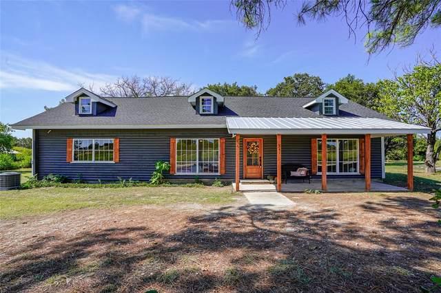 541 County Road 3420, Bridgeport, TX 76426 (MLS #14680478) :: Frankie Arthur Real Estate