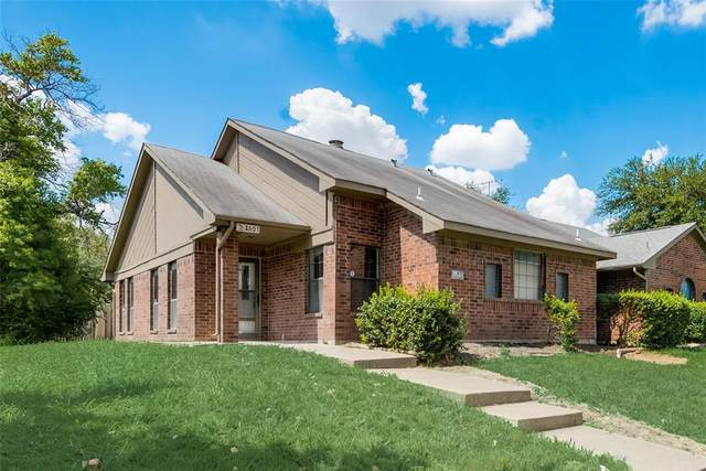 4601 Club Estate Place, Mesquite, TX 75150 (MLS #14680534) :: Real Estate By Design
