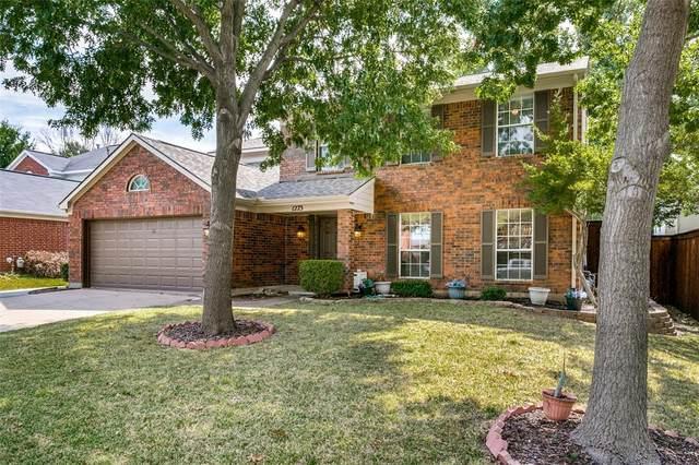 1223 Berkley Drive, Grapevine, TX 76051 (MLS #14680612) :: DFW Select Realty