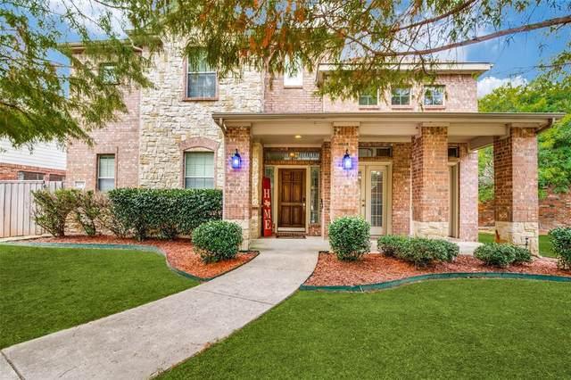 2071 Ashbourne Drive, Rockwall, TX 75087 (MLS #14680734) :: Craig Properties Group