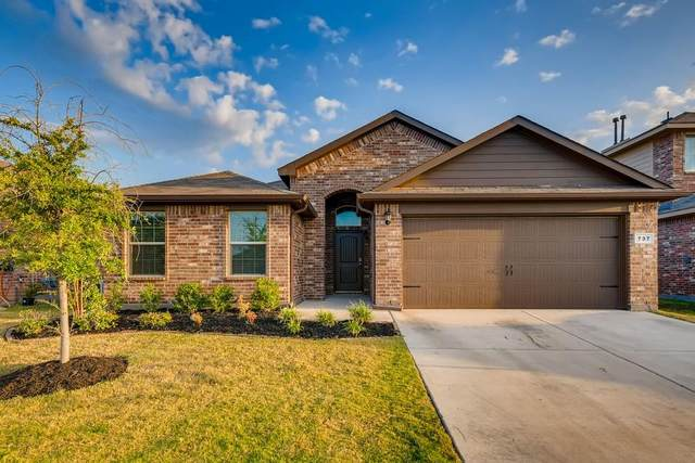737 Wylie Street, Crowley, TX 76036 (MLS #14680739) :: Real Estate By Design