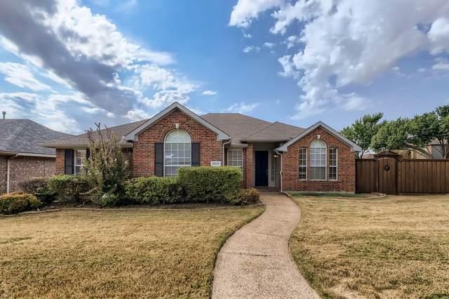 10213 Camelot Drive, Frisco, TX 75035 (MLS #14680740) :: Craig Properties Group