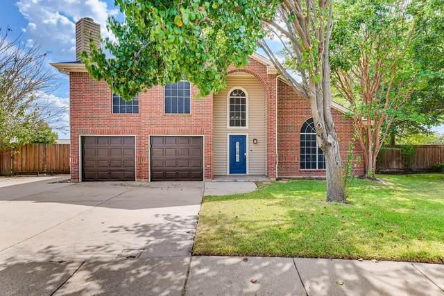 803 Yellowstone Drive, Mansfield, TX 76063 (MLS #14680741) :: Real Estate By Design