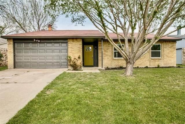 1014 Coffeyville Trail, Grand Prairie, TX 75052 (MLS #14680823) :: Real Estate By Design