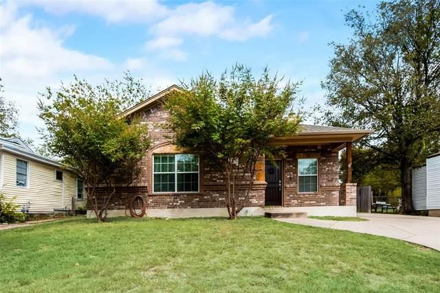 5128 Kessler Road, River Oaks, TX 76114 (MLS #14680832) :: Frankie Arthur Real Estate