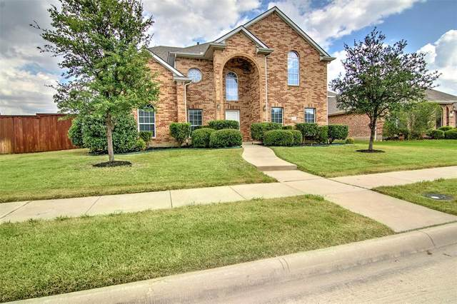 3870 Cherry Ridge Drive, Frisco, TX 75033 (MLS #14680868) :: Real Estate By Design