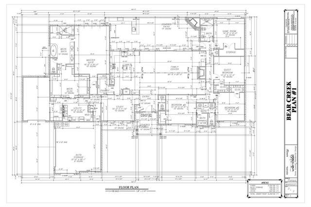 2020 Hidden Bluff Drive, Aledo, TX 76008 (MLS #14680903) :: Real Estate By Design