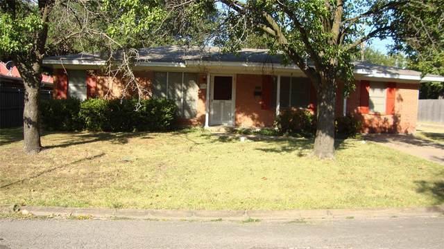 2505 Bryan Street, Commerce, TX 75428 (MLS #14680908) :: Trinity Premier Properties