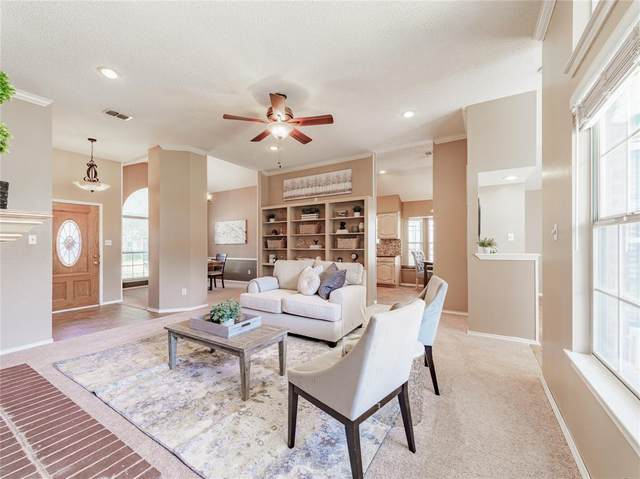 6904 Aimpoint Drive, Plano, TX 75023 (MLS #14680922) :: Craig Properties Group