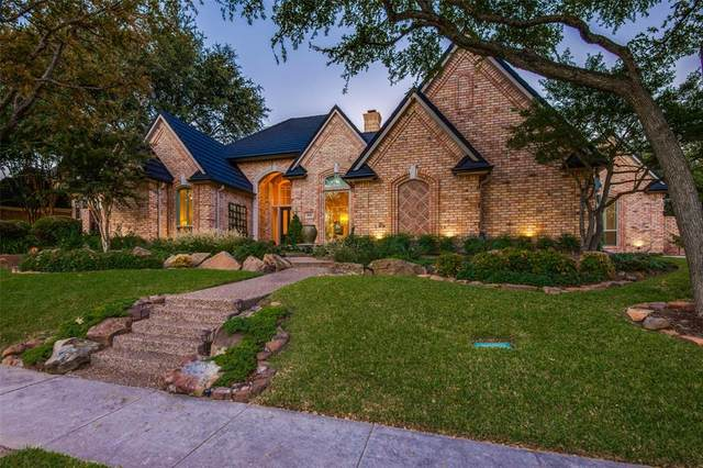 4808 Cypress Point, Frisco, TX 75034 (MLS #14680923) :: The Good Home Team
