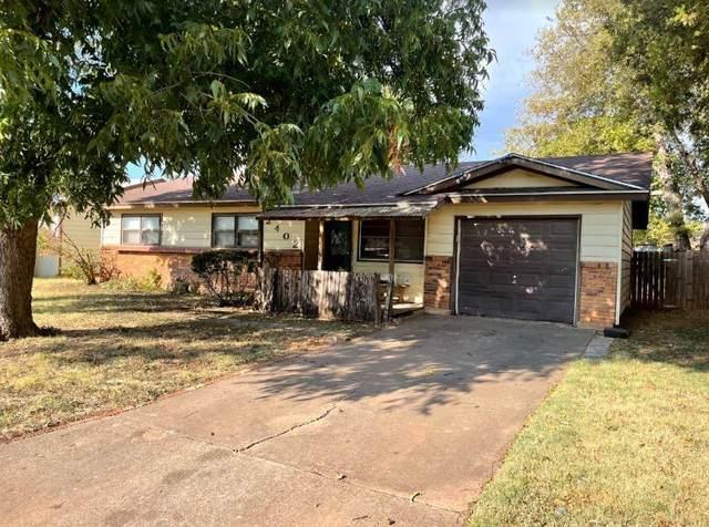 2402 Glendale Drive, Abilene, TX 79603 (MLS #14681031) :: Front Real Estate Co.