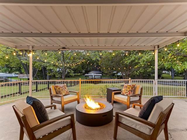 1111 E Lake Drive, Weatherford, TX 76087 (MLS #14681052) :: Real Estate By Design