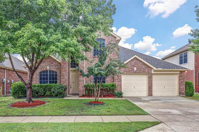 4805 Crumbcake Drive, Fort Worth, TX 76244 (MLS #14681053) :: Lisa Birdsong Group | Compass