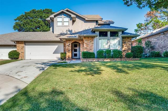 2021 N Saint Andrews Court, Arlington, TX 76011 (MLS #14681084) :: Real Estate By Design