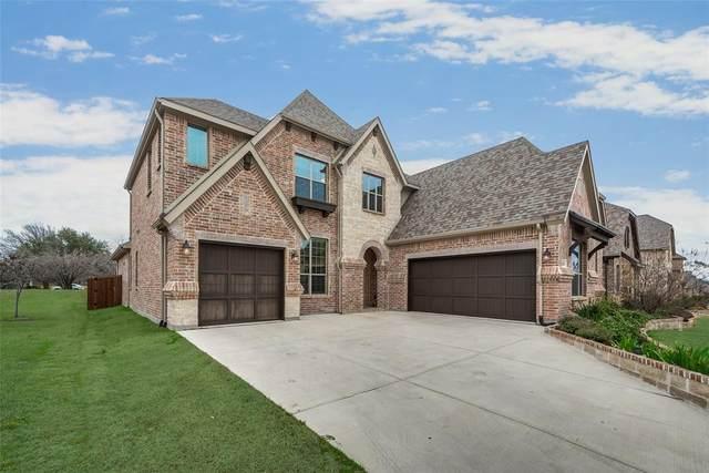 3418 Royal Ridge Drive, Rockwall, TX 75087 (MLS #14681108) :: Craig Properties Group