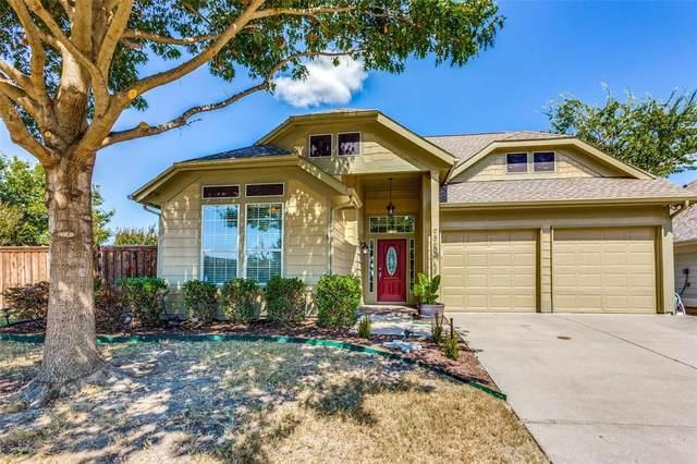 9860 Tanglebrush Drive, Mckinney, TX 75072 (MLS #14681112) :: Real Estate By Design