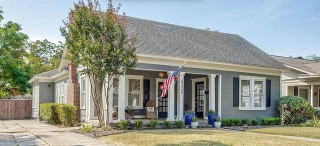 5226 Richard, Dallas, TX 75206 (MLS #14681218) :: Frankie Arthur Real Estate