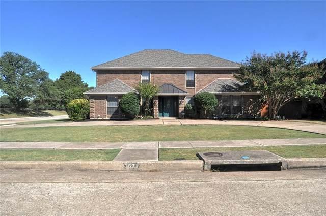 3621 Trinity Lane, Plano, TX 75075 (MLS #14681240) :: Front Real Estate Co.