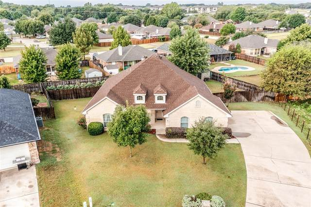 333 Wonder Oak Court, Weatherford, TX 76085 (MLS #14681266) :: Jones-Papadopoulos & Co