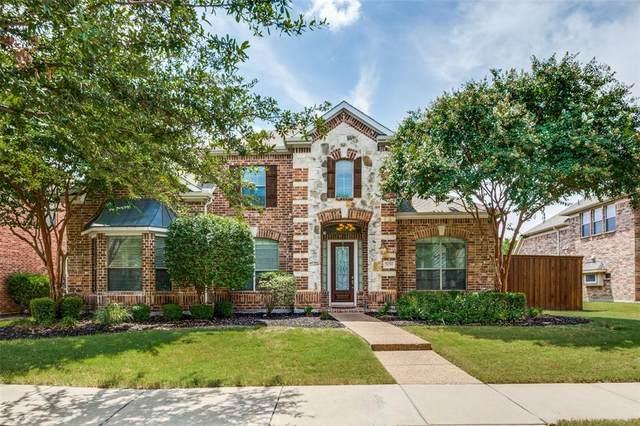 2639 Clearfield Lane, Frisco, TX 75036 (MLS #14681307) :: Craig Properties Group
