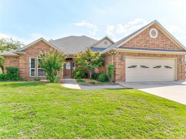 115 Lakeview Drive, Runaway Bay, TX 76426 (MLS #14681309) :: Trinity Premier Properties