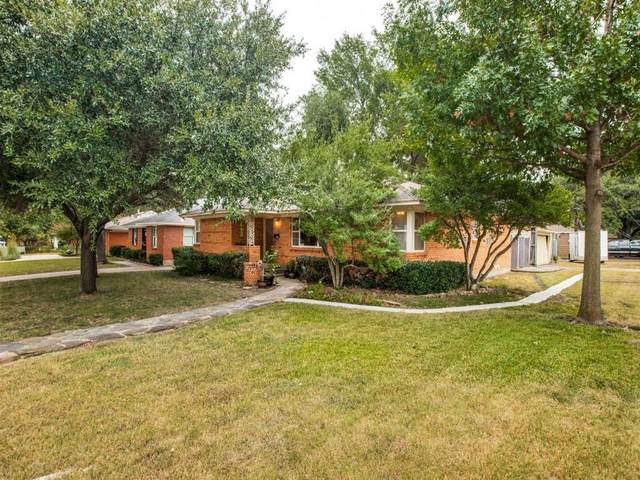 6404 E Lovers Lane, Dallas, TX 75214 (MLS #14681332) :: The Star Team | Rogers Healy and Associates