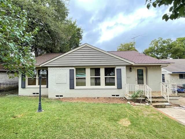 1523 Arizona Avenue, Dallas, TX 75216 (MLS #14681347) :: Real Estate By Design
