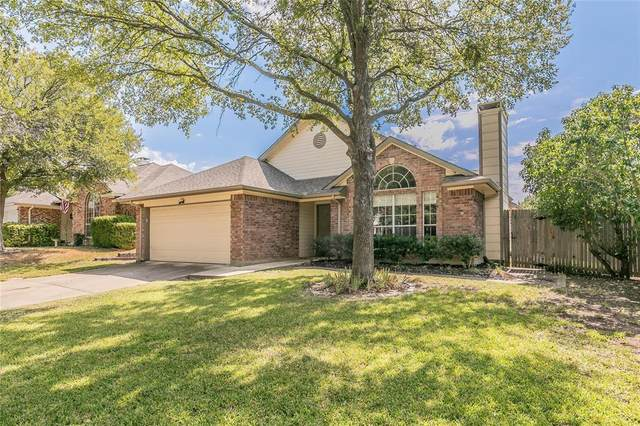 5508 Bryce Canyon Drive, Fort Worth, TX 76137 (MLS #14681355) :: Front Real Estate Co.