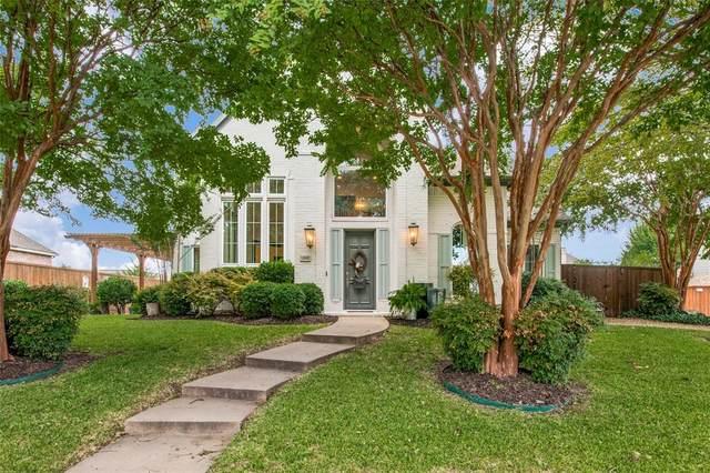 1202 Quinlan Drive, Allen, TX 75013 (MLS #14681383) :: Trinity Premier Properties