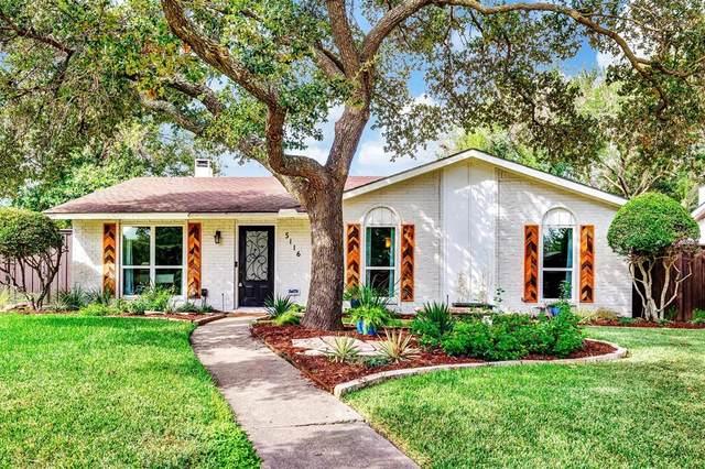 5116 Gallahad Drive, Garland, TX 75044 (MLS #14681387) :: Real Estate By Design