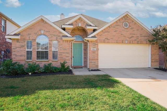 4520 Chris Drive, Fort Worth, TX 76244 (MLS #14681440) :: Real Estate By Design