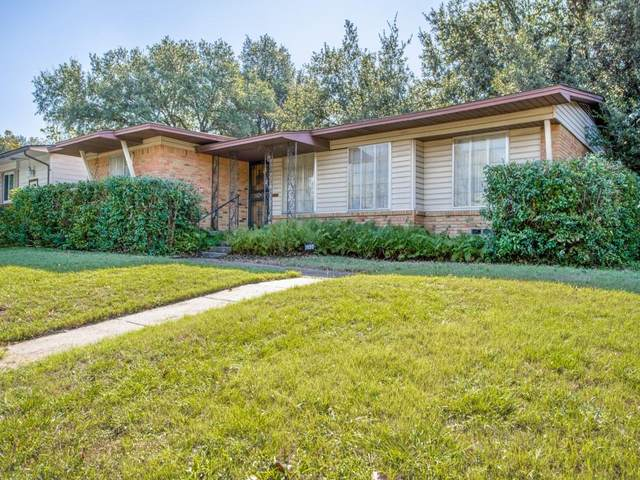 1830 Elmwood Boulevard, Dallas, TX 75224 (MLS #14681472) :: HergGroup Dallas-Fort Worth