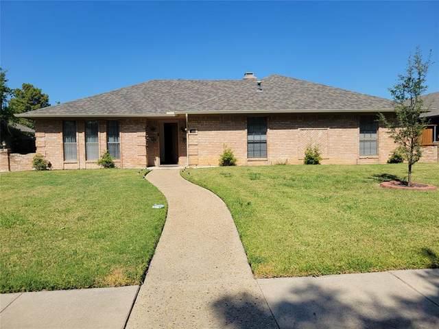 715 Green Brook Drive, Allen, TX 75002 (MLS #14681483) :: Front Real Estate Co.