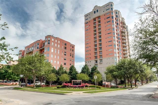 2828 Hood Street #607, Dallas, TX 75219 (MLS #14681495) :: All Cities USA Realty