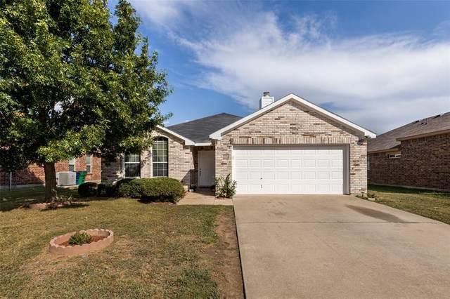 3014 Lake Side Drive, Sanger, TX 76266 (MLS #14681501) :: HergGroup Dallas-Fort Worth