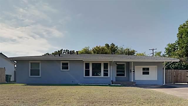 6534 Jerrell Street, North Richland Hills, TX 76180 (MLS #14681565) :: Real Estate By Design