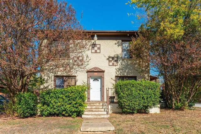 2841 Avenue H, Fort Worth, TX 76105 (MLS #14681579) :: Epic Direct Realty
