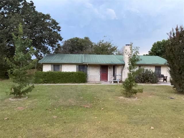 308 Sierra Vista Drive, Chico, TX 76431 (MLS #14681636) :: Robbins Real Estate Group