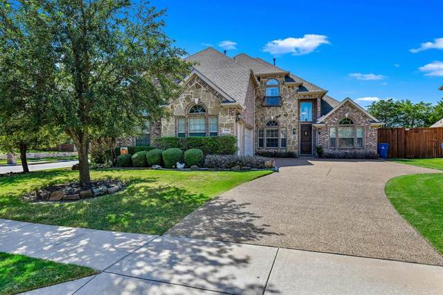1702 Mustang Trail, Frisco, TX 75033 (MLS #14681693) :: Real Estate By Design
