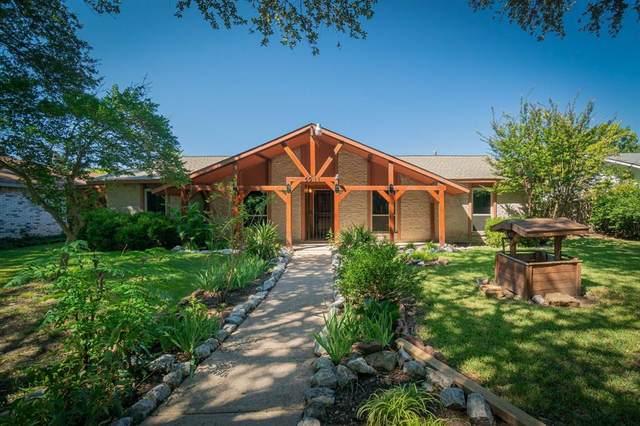 5011 Latham Drive, Plano, TX 75023 (MLS #14681744) :: United Real Estate