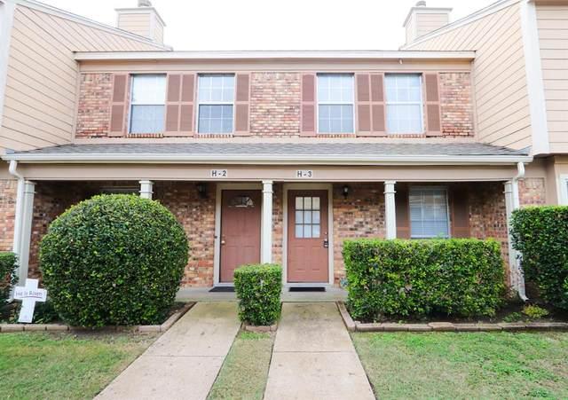 2400 Jupiter Road H3, Plano, TX 75074 (MLS #14681753) :: Craig Properties Group